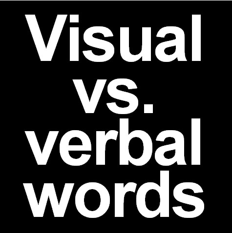 What's missing in most marketing programs? Verbal imagery.